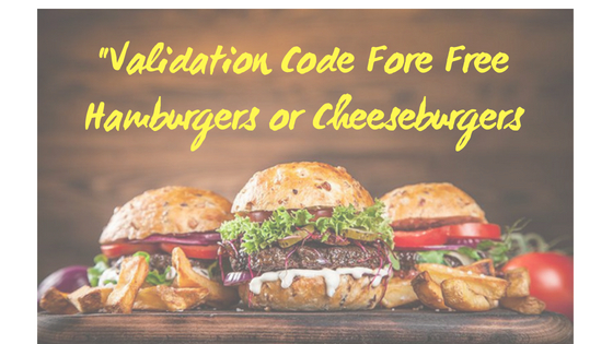 _Validation Code Fore Free Humber