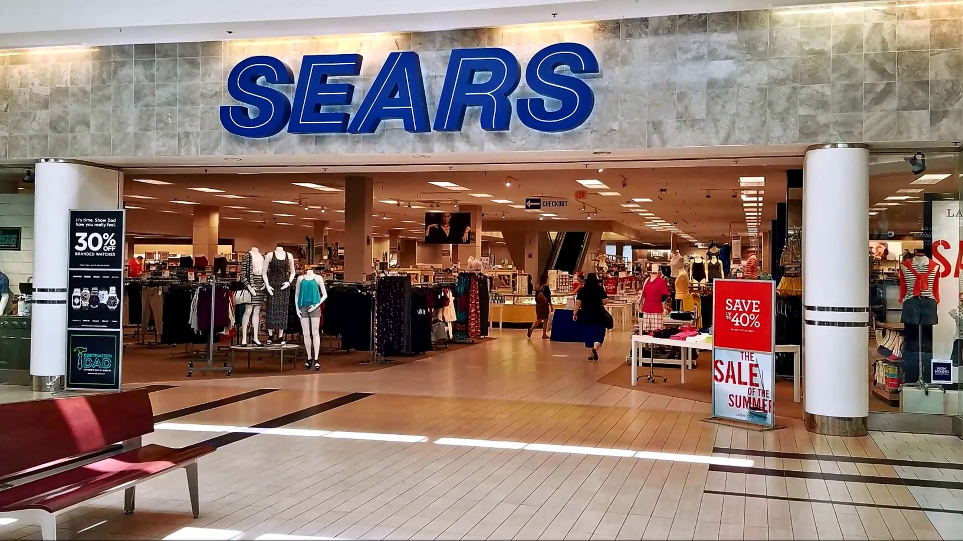 sears survey