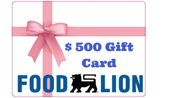 $ 500 Gift Card