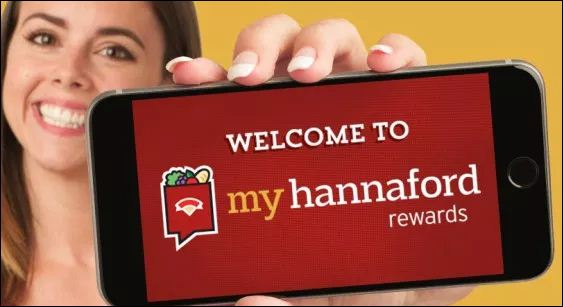 Hannaford customer Survey rewards