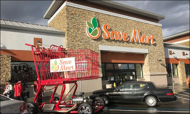 save mart survey