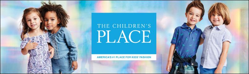 children's Place Rewards Card