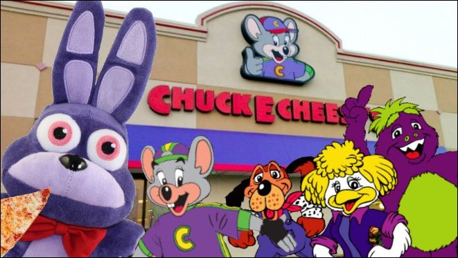 chuck E Cheese customer Survey