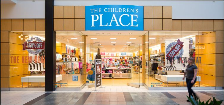 children's place shop