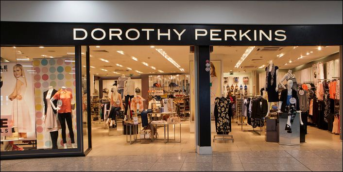 dorothy perkins Feedback