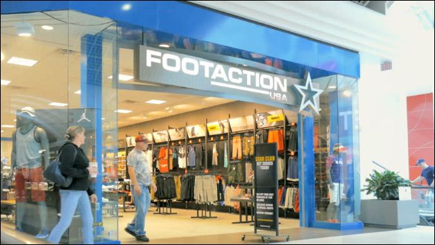 footaction store