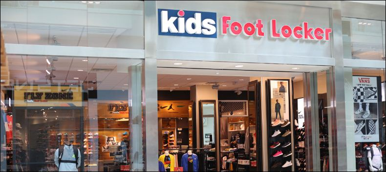 kids foot locker customer experience survey