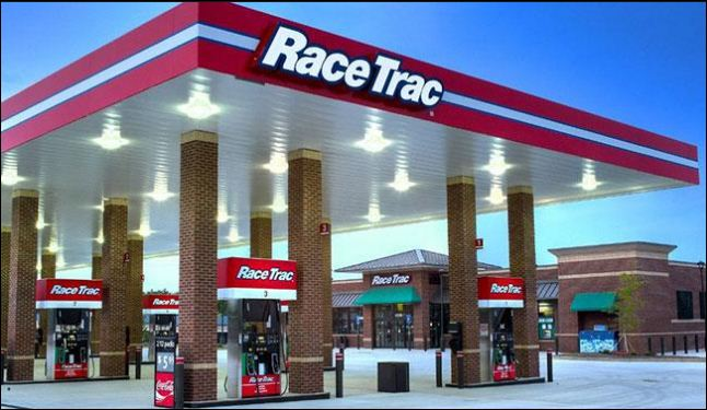 race trac customer survey
