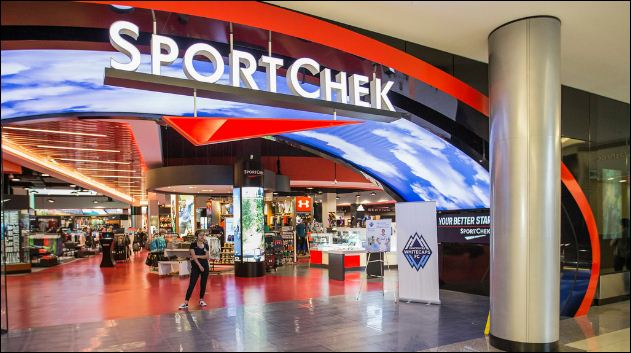 sports chek customer experience survey