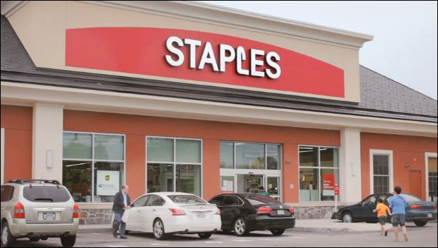 staples strore