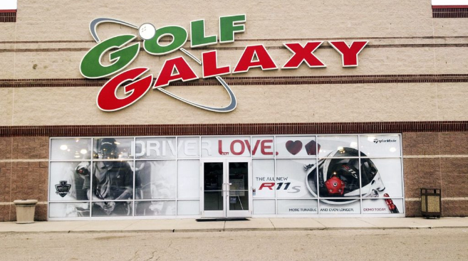 Golf Galaxy Customer Satisfaction  Survey