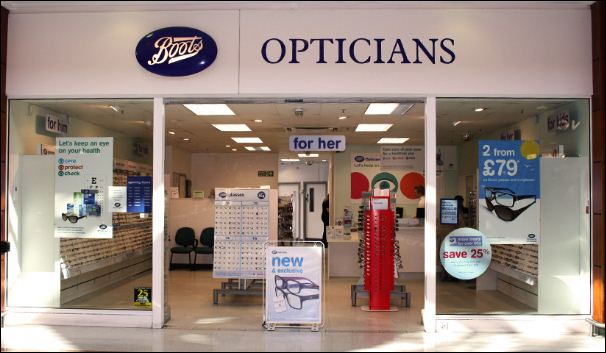 boots optician customer experience survey