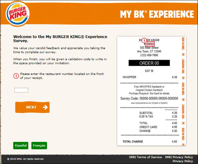 How To Take Part In The Burger King Survey?