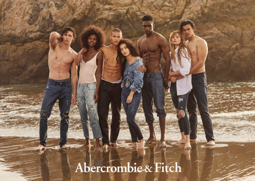 Abercrombie & Fitch customer satisfaction survey