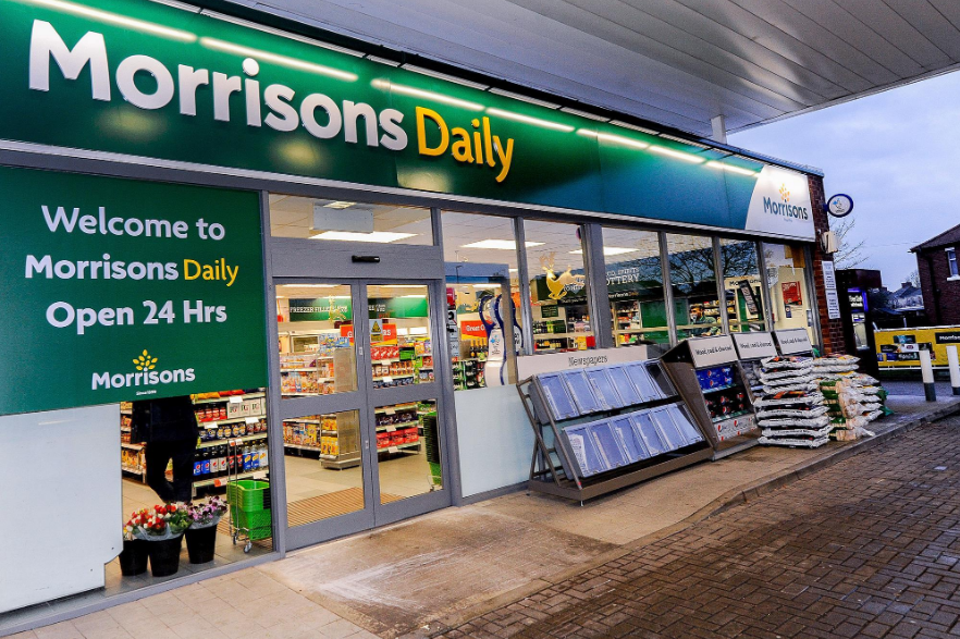 Morrisons customer experience survey