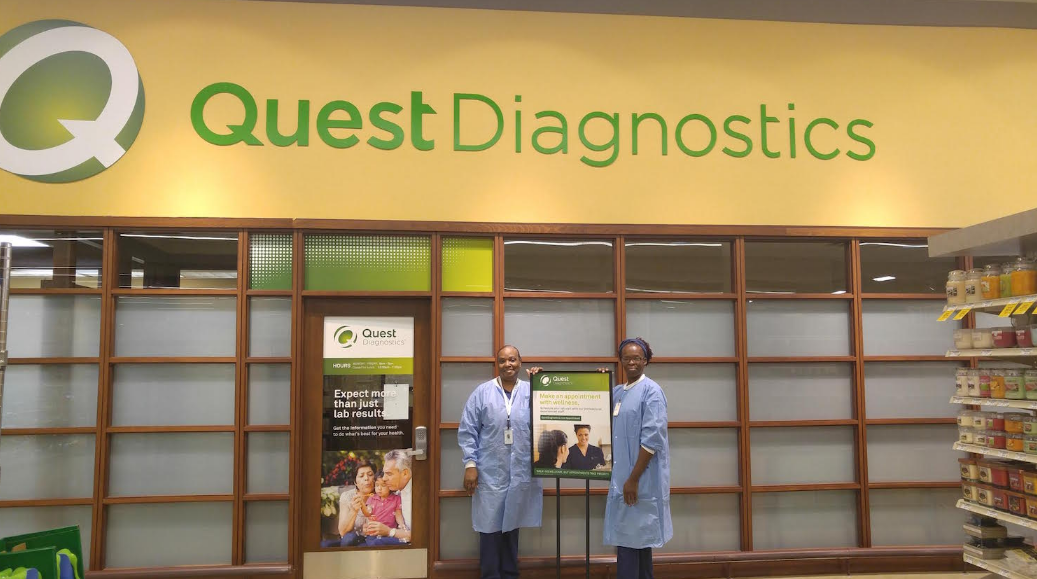 Quest Diagnostics customer satisfaction survey