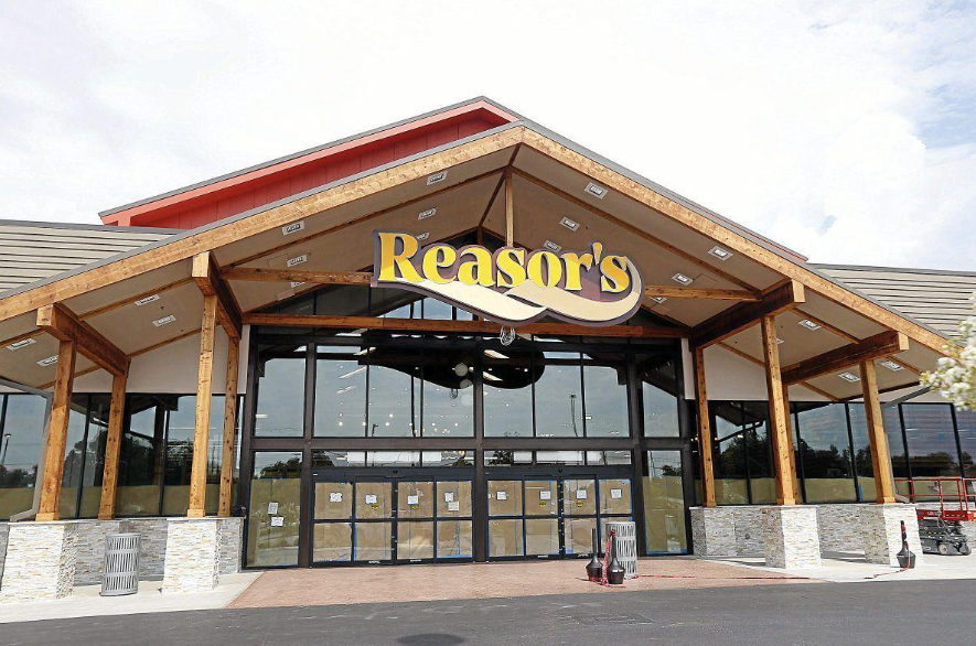 Reasor's customer feedback survey