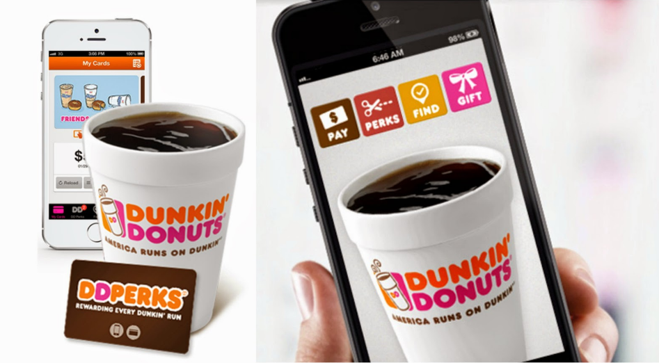 Dunkin Donuts survey rewards