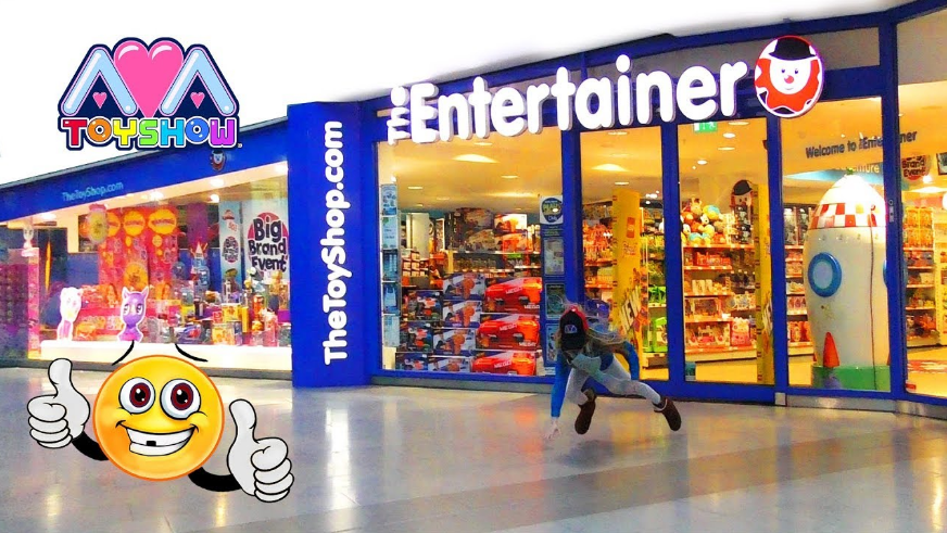 The Entertainer Toy Shop Customer Satisfaction Survey
