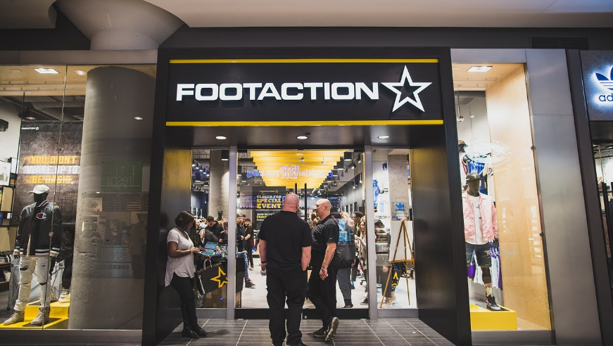 Footactionsurvey