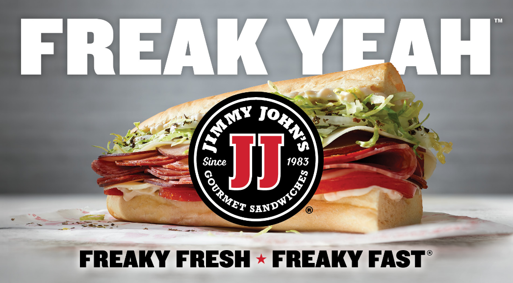 Jimmy John's customer feedback survey