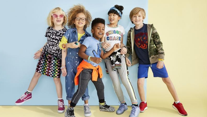 Kids Shoes and Clothing Store