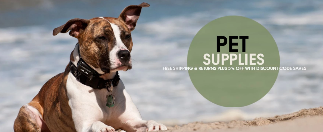 Tell Pet Supplies Plus in Customer Feedback Survey Sweepstakes