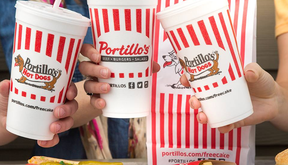 Portillo's Customer feedback Survey